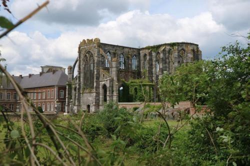 Ruïnes van de abdij van Aulne