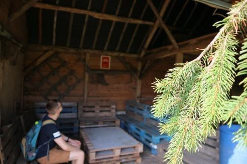 De permanente kerststal in het gehucht Einhoven te Zoersel
