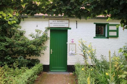 Bezoekershuis Zoerselbos