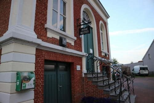 Openbare bibliotheek in Pulderbos