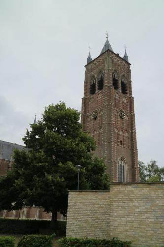 Sint-Leonarduskerk in Sint-Lenaarts
